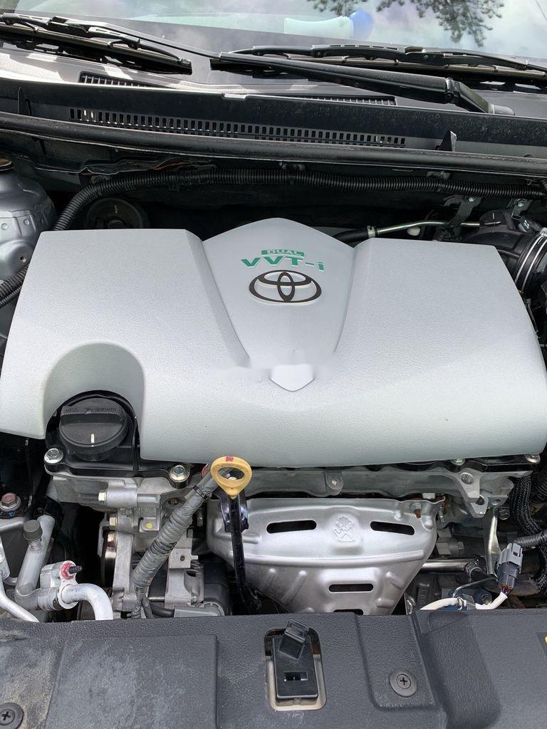 Bán xe Toyota Vios sản xuất năm 2019, xe chính chủ giá ưu đãi (9)