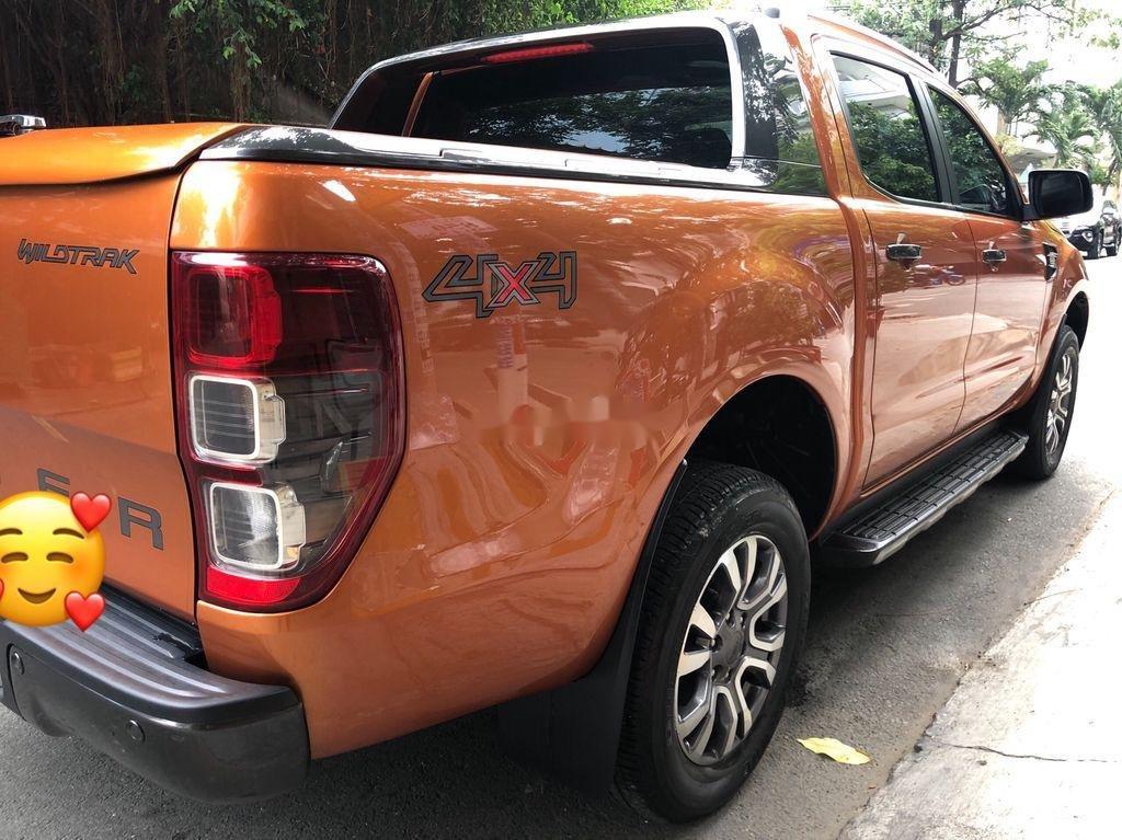Cần bán xe Ford Ranger Wildtrak năm 2017, nhập khẩu nguyên chiếc, giá chỉ 790 triệu (1)