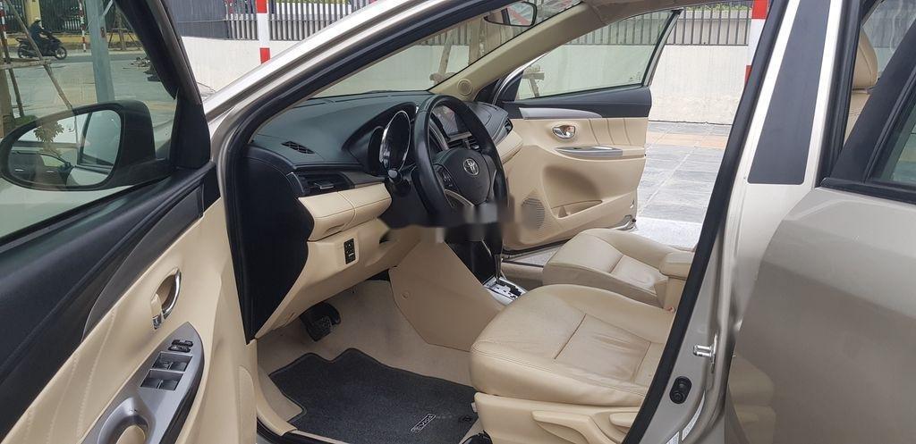 Cần bán Toyota Vios sản xuất năm 2017 chính chủ (9)