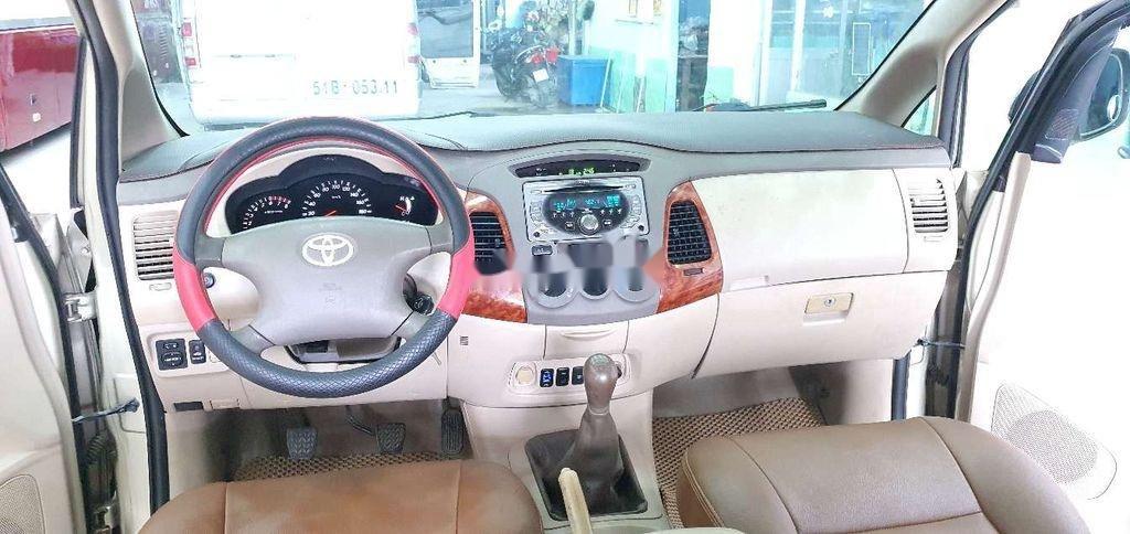 Bán xe Toyota Innova 2007, số sàn (10)