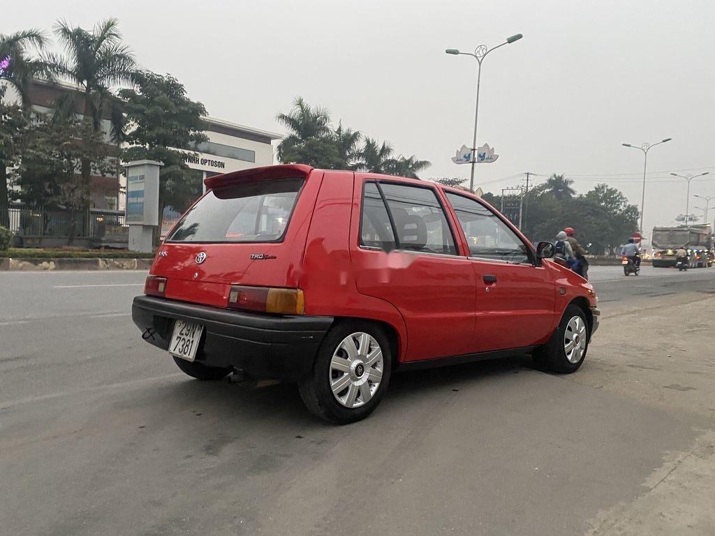 Bán ô tô Daihatsu Charade đời 1992, màu đỏ, xe nhập (2)