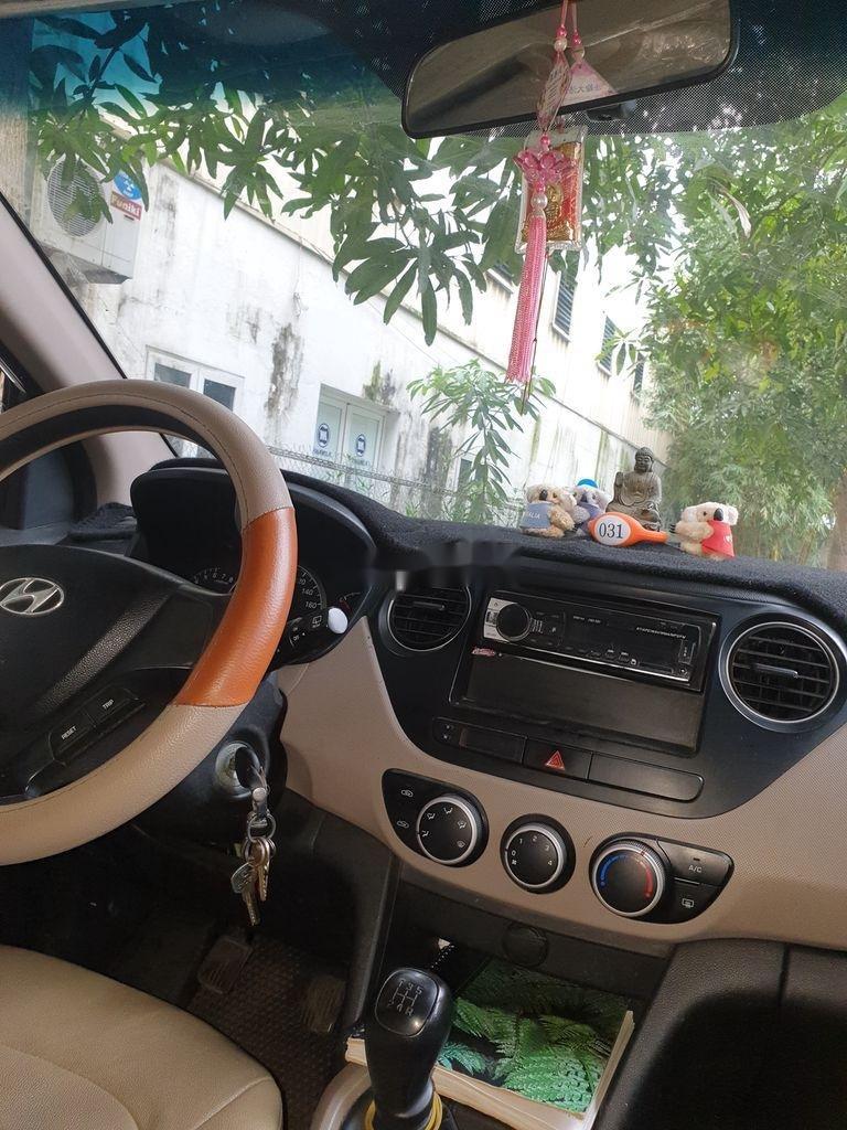 Bán Hyundai Grand i10 sản xuất năm 2016, màu trắng, nhập khẩu (4)