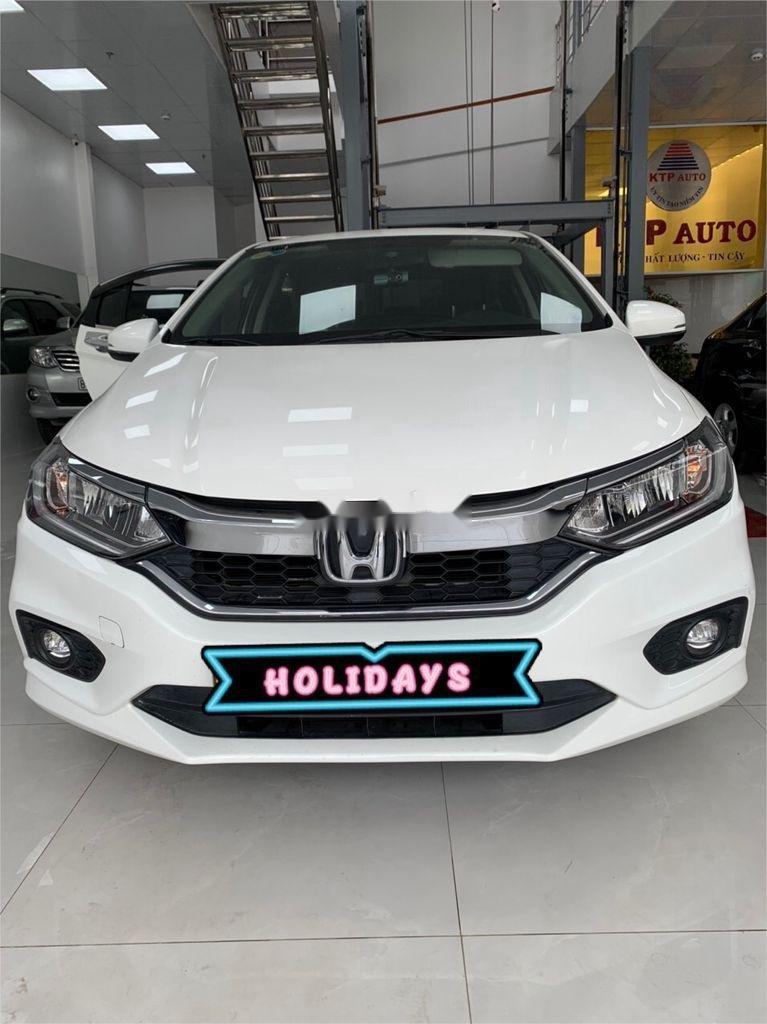 Bán Honda City sản xuất năm 2019, màu trắng (1)