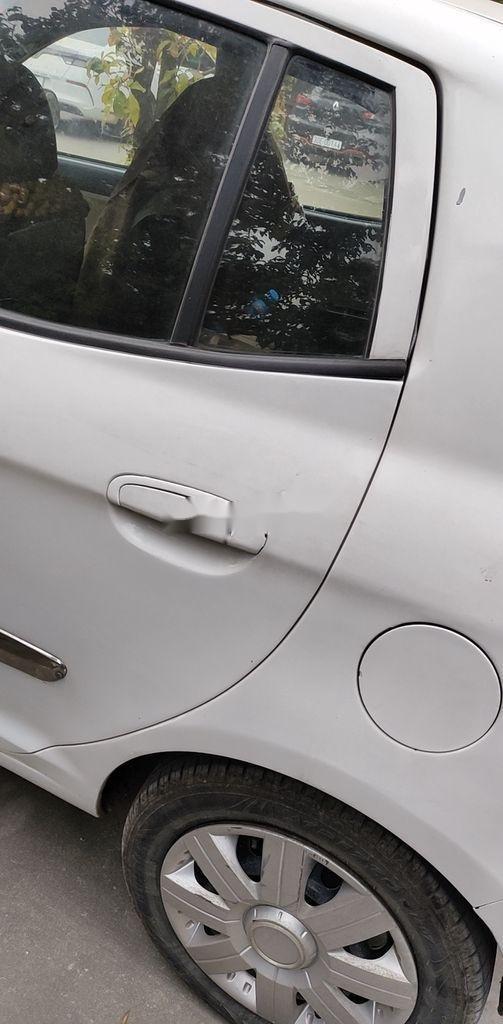 Bán xe Kia Morning đời 2008, màu trắng, nhập khẩu  (6)