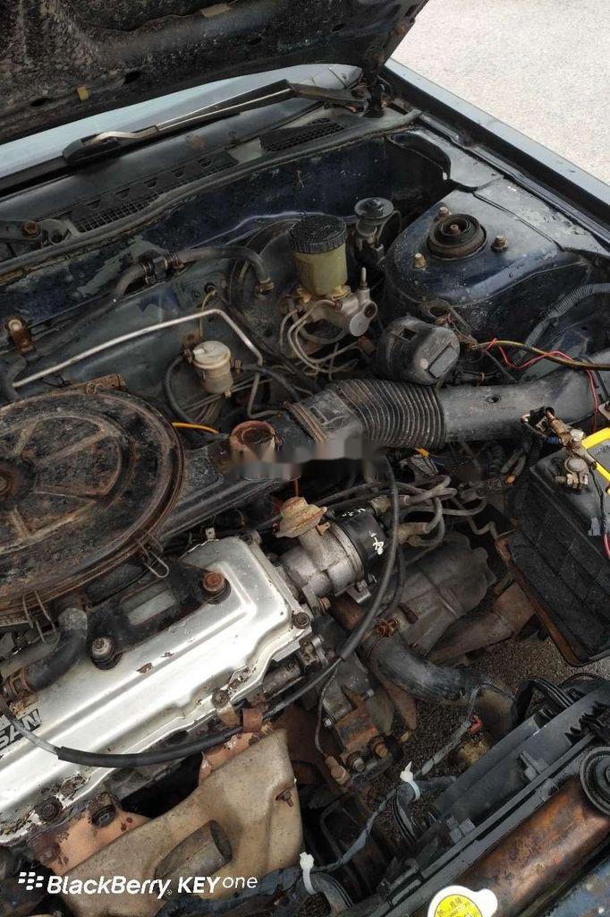 Cần bán xe Nissan Bluebird sản xuất năm 1990, nhập khẩu chính chủ (6)