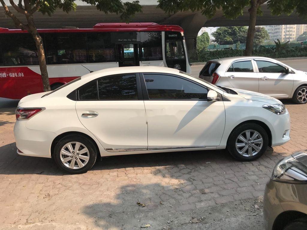Cần bán xe Toyota Vios 2018, màu trắng  (7)