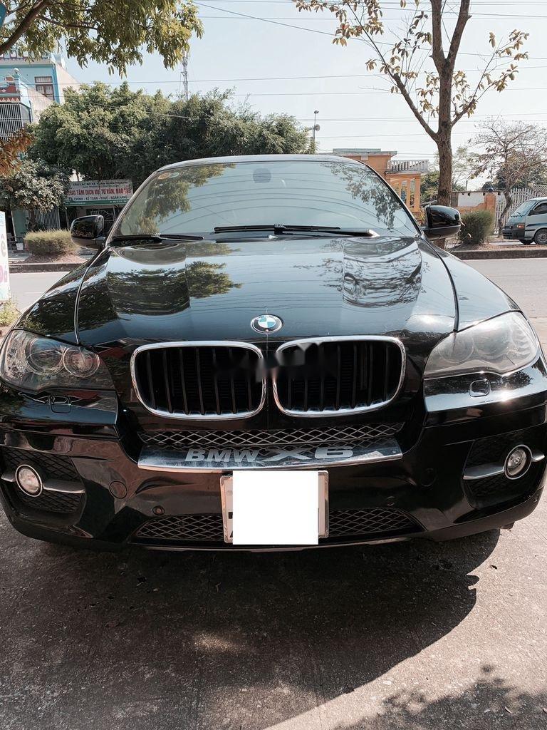Cần bán lại xe BMW X6 năm 2009, màu đen, nhập khẩu, giá tốt (2)
