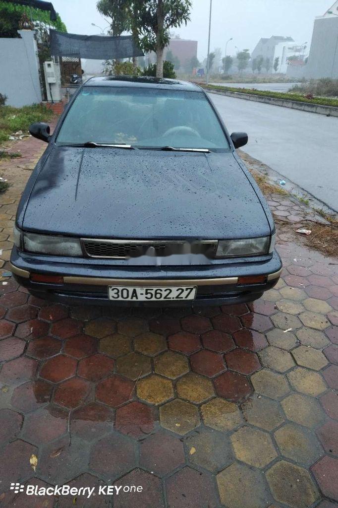 Cần bán xe Nissan Bluebird sản xuất năm 1990, nhập khẩu chính chủ (5)
