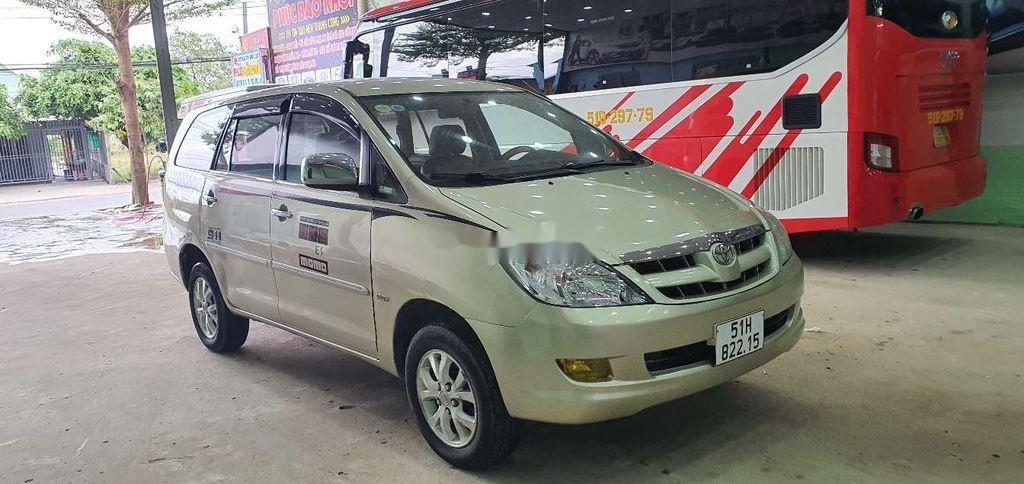 Bán xe Toyota Innova 2007, số sàn (2)
