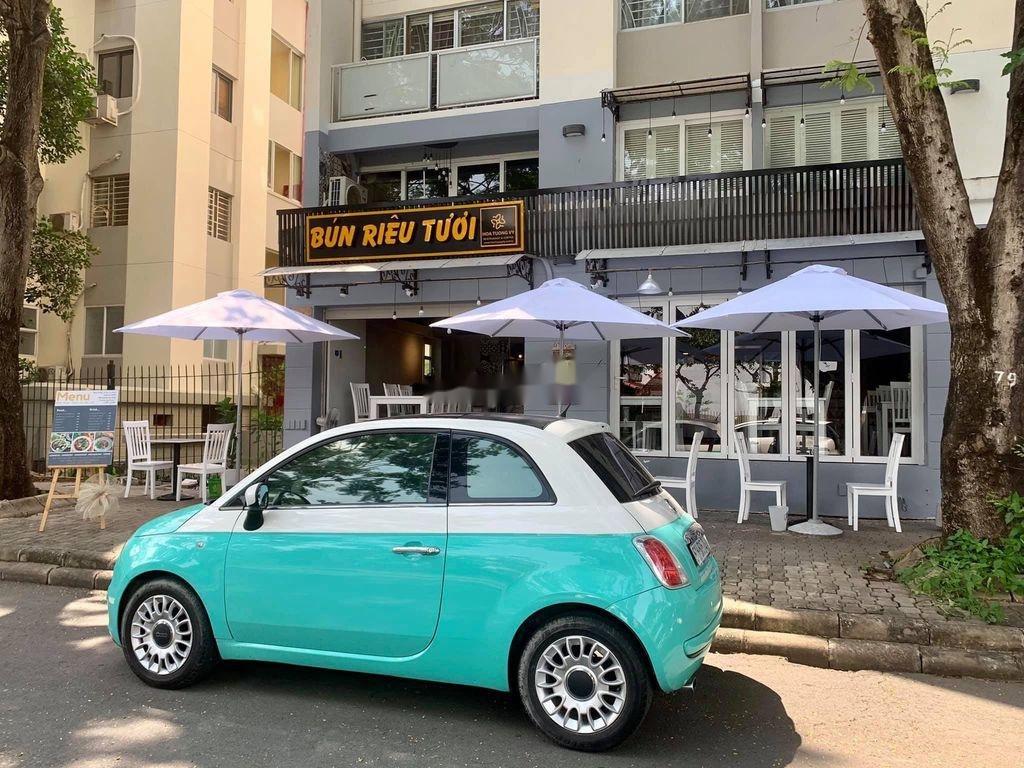 Cần bán xe Fiat 500 đời 2009, xe chính chủ (1)