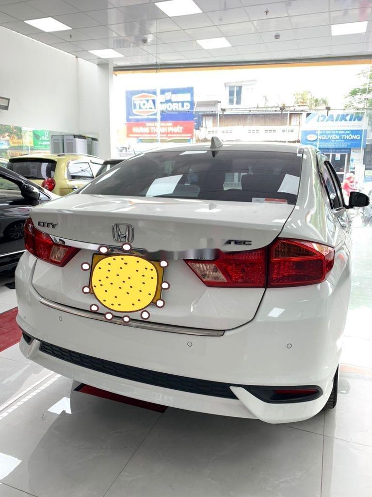 Xe Honda City năm 2019, màu trắng chính chủ (10)