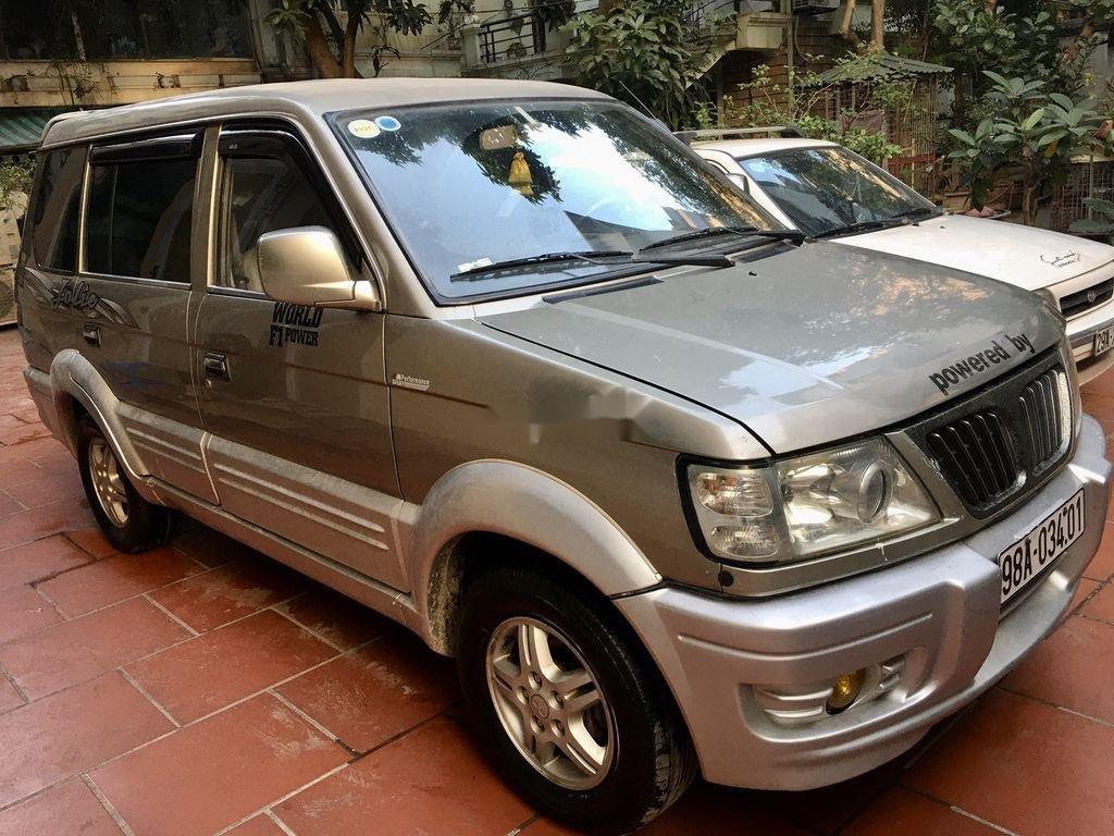 Cần bán lại xe Mitsubishi Jolie đời 2004, nhập khẩu nguyên chiếc (11)