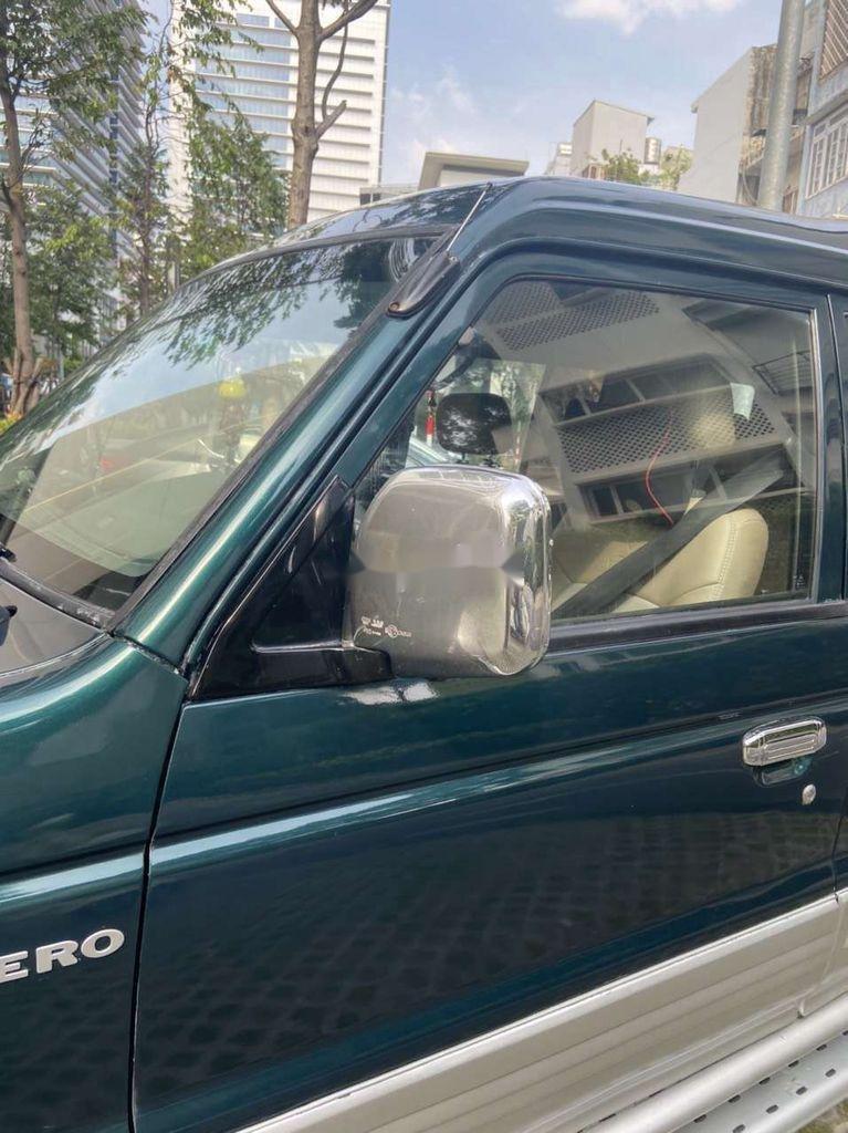 Bán Mitsubishi Pajero sản xuất năm 1996, nhập khẩu  (10)