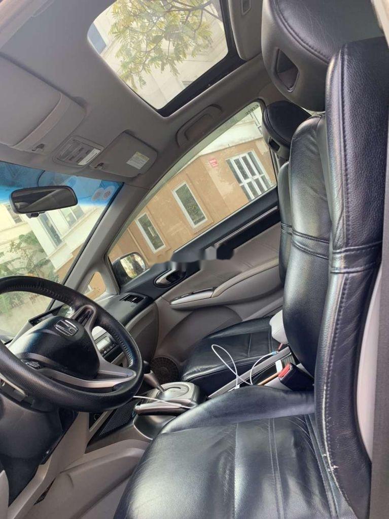 Cần bán Honda Civic đời 2010, màu đen, nhập khẩu nguyên chiếc (4)