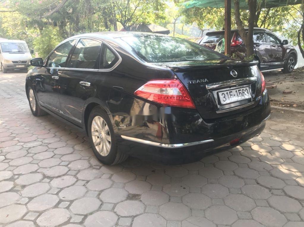 Bán ô tô Nissan Teana năm 2011, màu đen, nhập khẩu  (4)