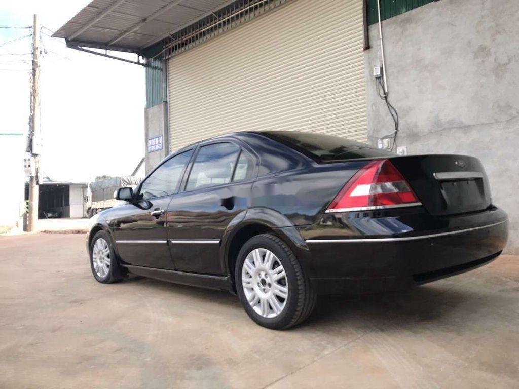 Cần bán xe Ford Mondeo đời 2004, màu đen, xe nhập  (3)