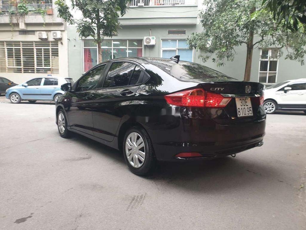 Cần bán lại xe Honda City 2017, màu đen số sàn, 410 triệu (6)
