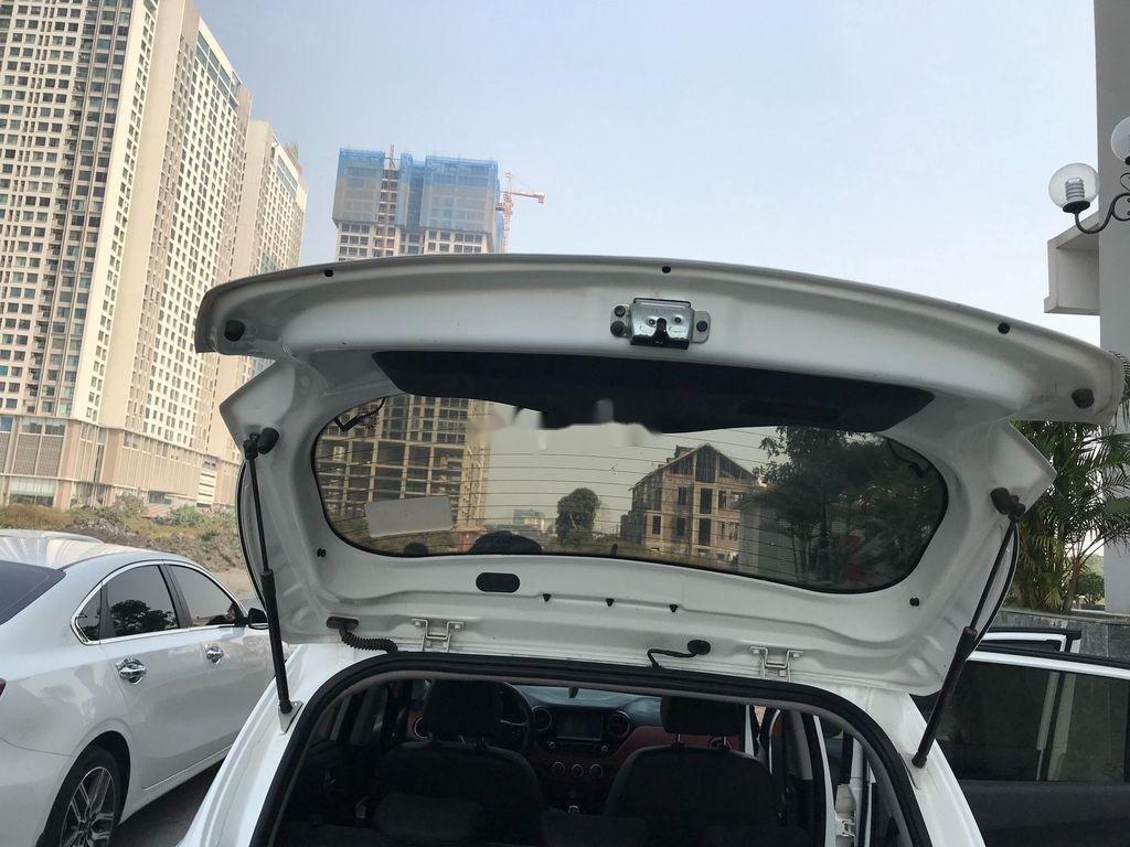 Bán Hyundai Grand i10 sản xuất 2019, màu trắng (12)
