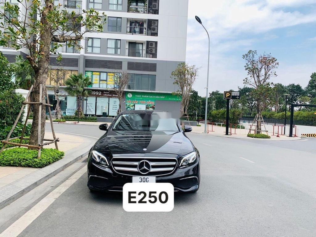 Cần bán Mercedes E250 năm sản xuất 2016, màu đen  (1)