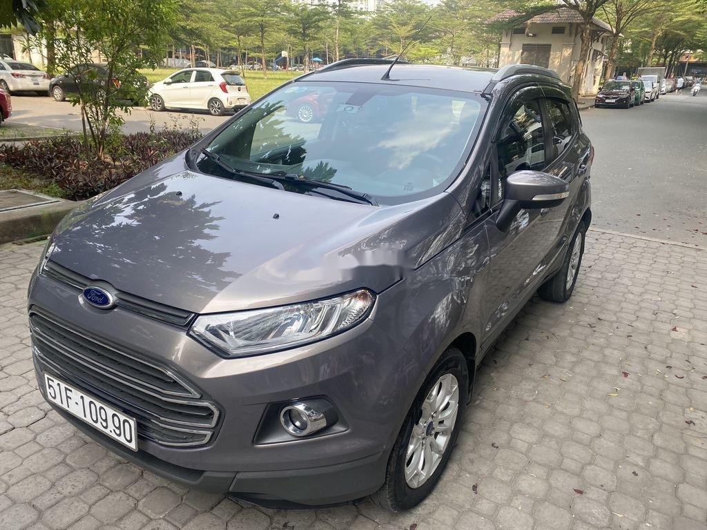 Bán ô tô Ford EcoSport đời 2015, màu xám  (1)