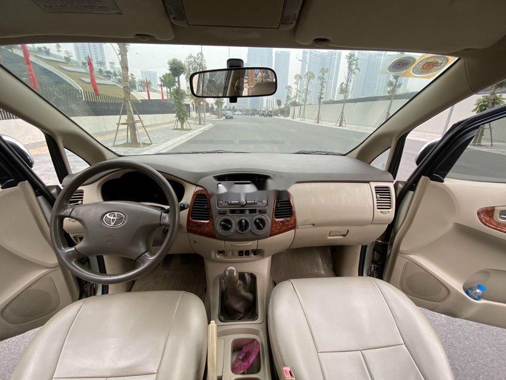 Cần bán xe Toyota Innova năm 2007, màu bạc chính chủ, giá 275tr (4)