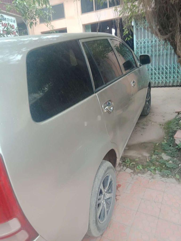 Cần bán lại xe Toyota Innova năm sản xuất 2008, xe nhập (2)