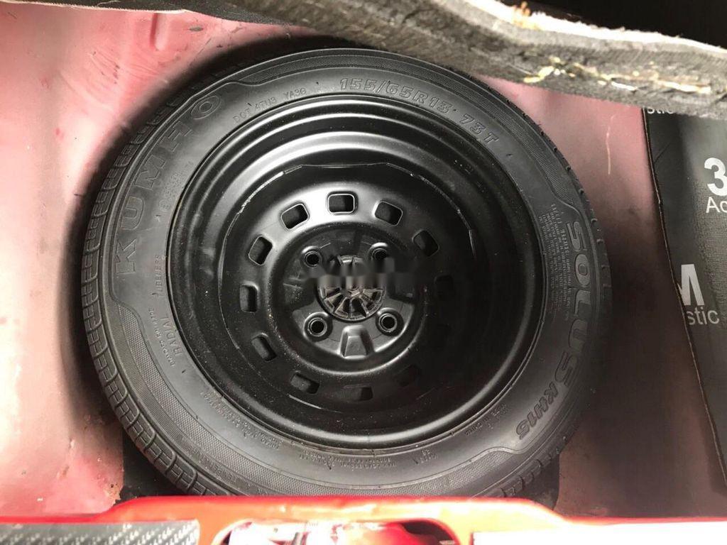 Bán Chevrolet Spark đời 2015, màu đỏ chính chủ, giá tốt (5)