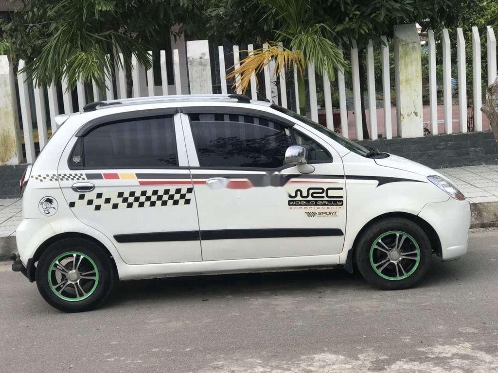 Cần bán lại xe Chevrolet Spark sản xuất năm 2011, màu trắng  (3)