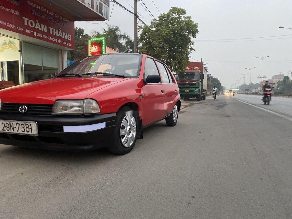 Bán ô tô Daihatsu Charade đời 1992, màu đỏ, xe nhập (12)