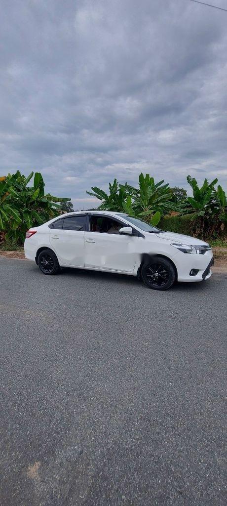 Bán ô tô Toyota Vios sản xuất năm 2016, màu trắng (6)