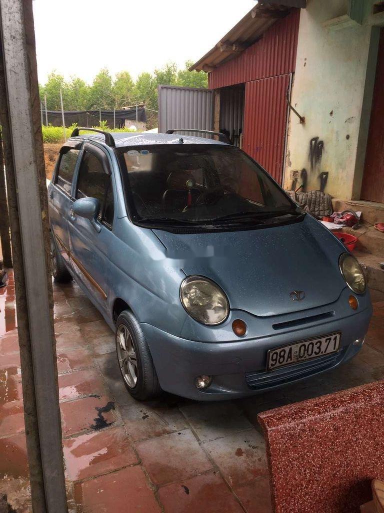 Xe Daewoo Matiz đời 2007, nhập khẩu nguyên chiếc chính chủ, 68tr (1)