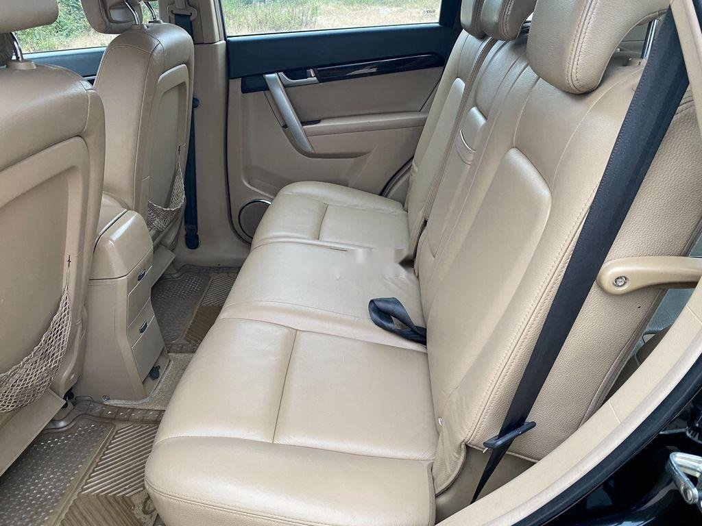 Cần bán xe Chevrolet Captiva đời 2008, màu đen, xe nhập, giá 228tr (9)