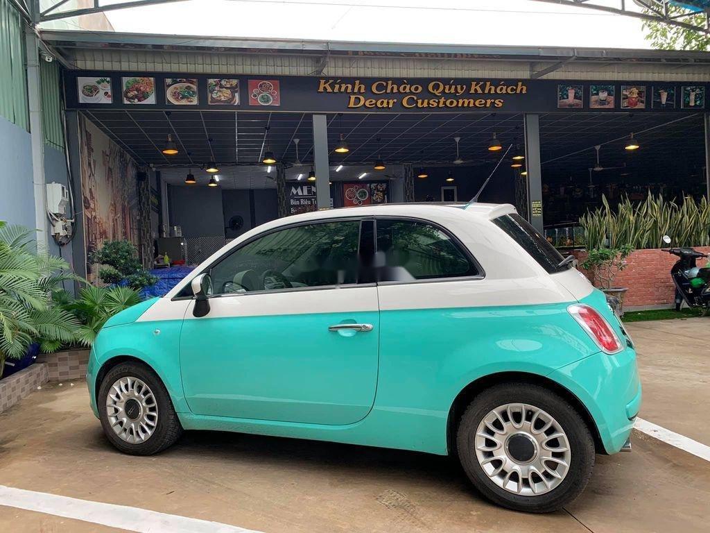 Cần bán xe Fiat 500 đời 2009, xe chính chủ (7)
