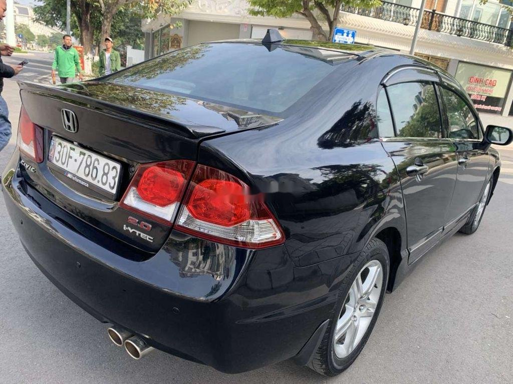 Cần bán Honda Civic đời 2010, màu đen, nhập khẩu nguyên chiếc (10)