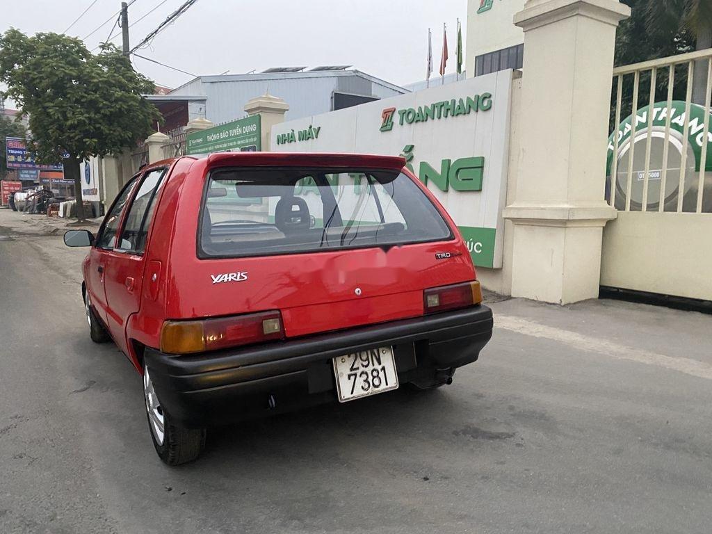 Bán ô tô Daihatsu Charade đời 1992, màu đỏ, xe nhập (7)