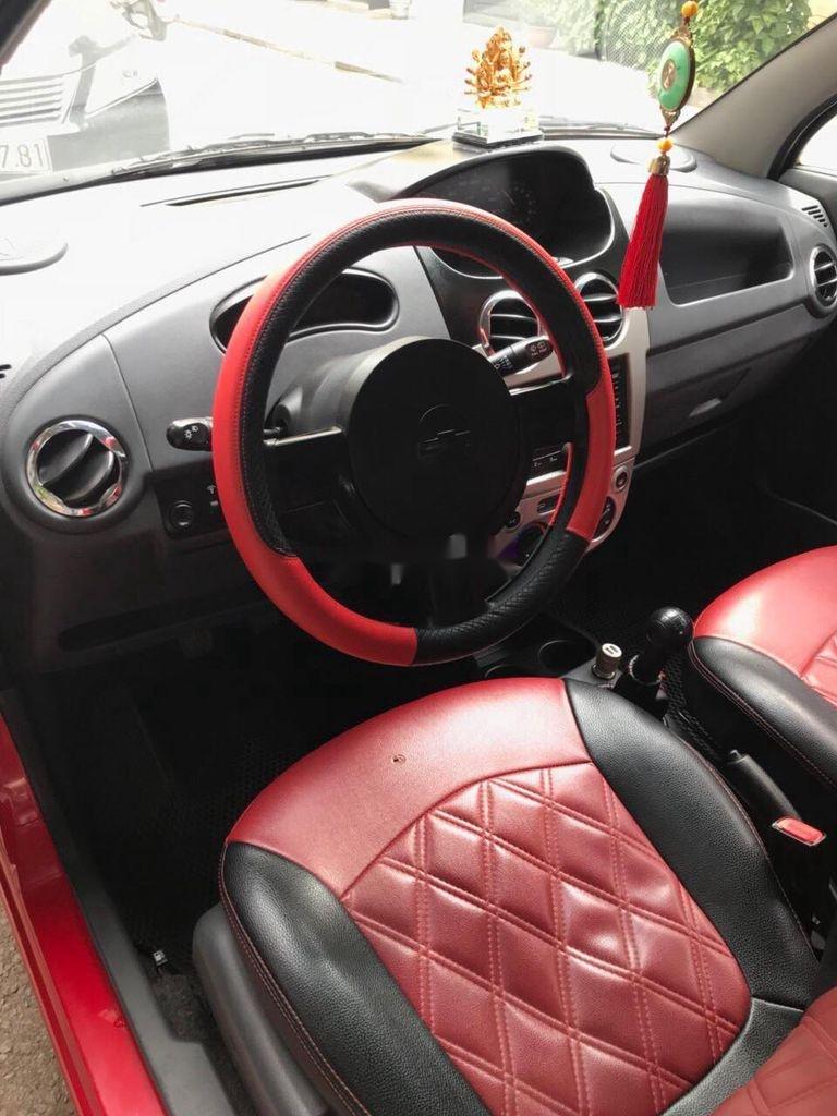 Bán Chevrolet Spark đời 2015, màu đỏ chính chủ, giá tốt (2)