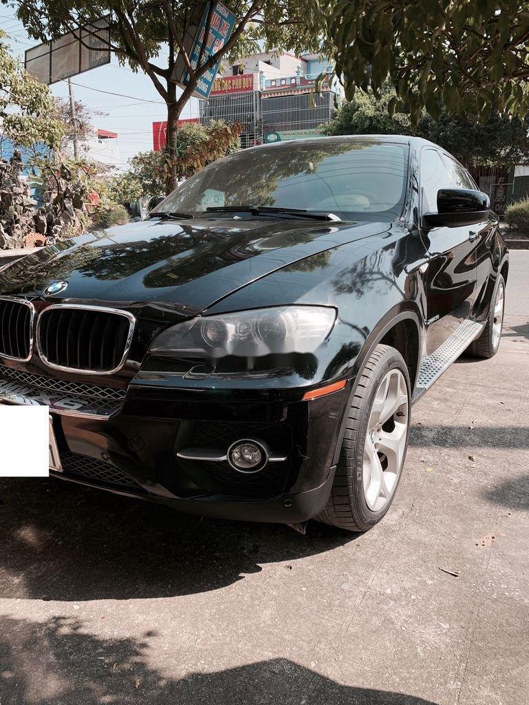 Cần bán lại xe BMW X6 năm 2009, màu đen, nhập khẩu, giá tốt (1)