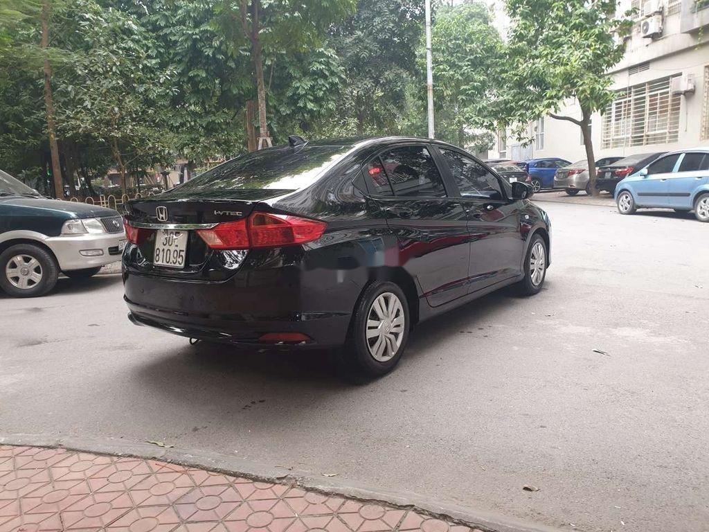 Cần bán lại xe Honda City 2017, màu đen số sàn, 410 triệu (5)