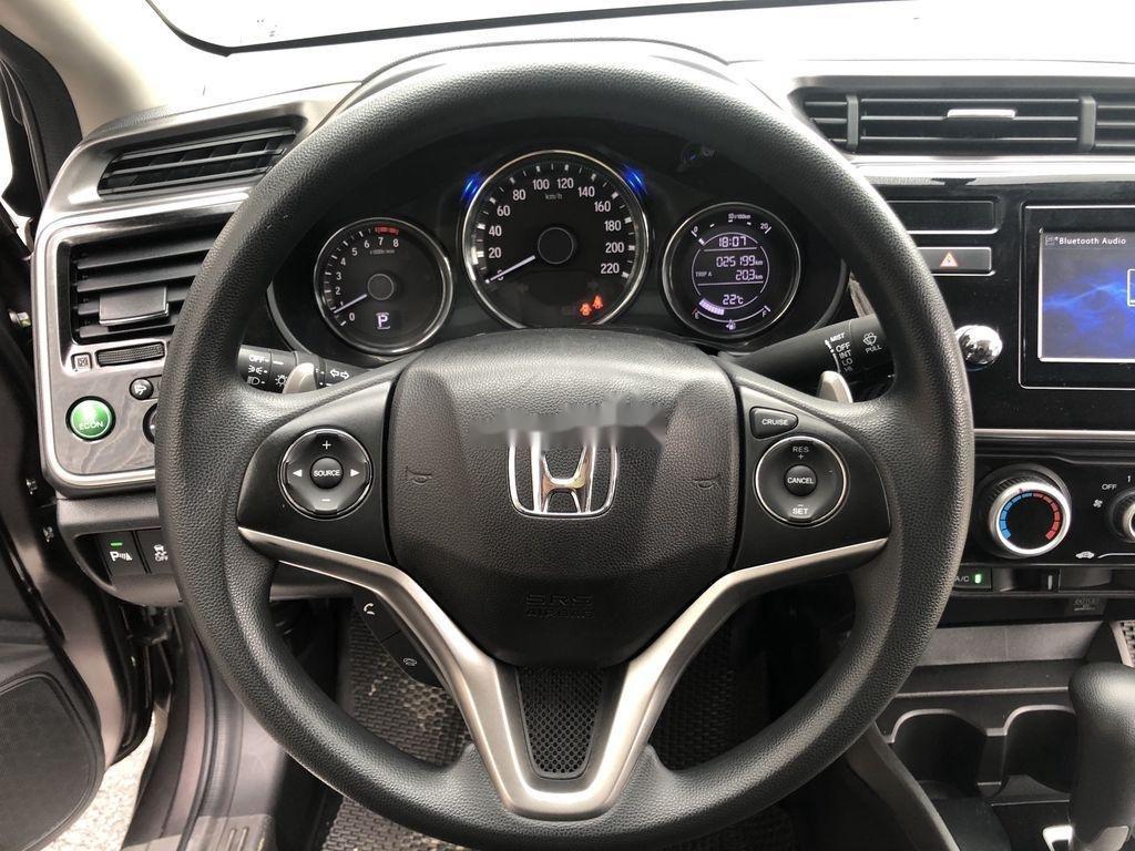 Cần bán gấp Honda City sản xuất 2018, màu nâu hồng (7)