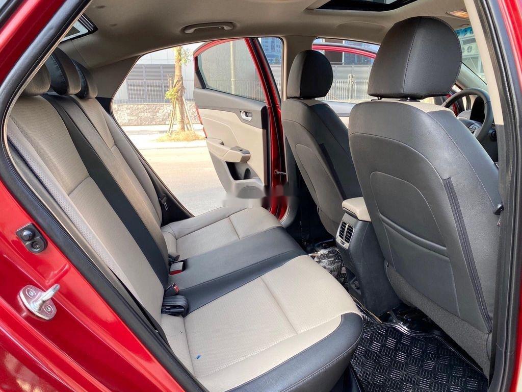 Bán Hyundai Accent sản xuất năm 2019, màu đỏ (10)
