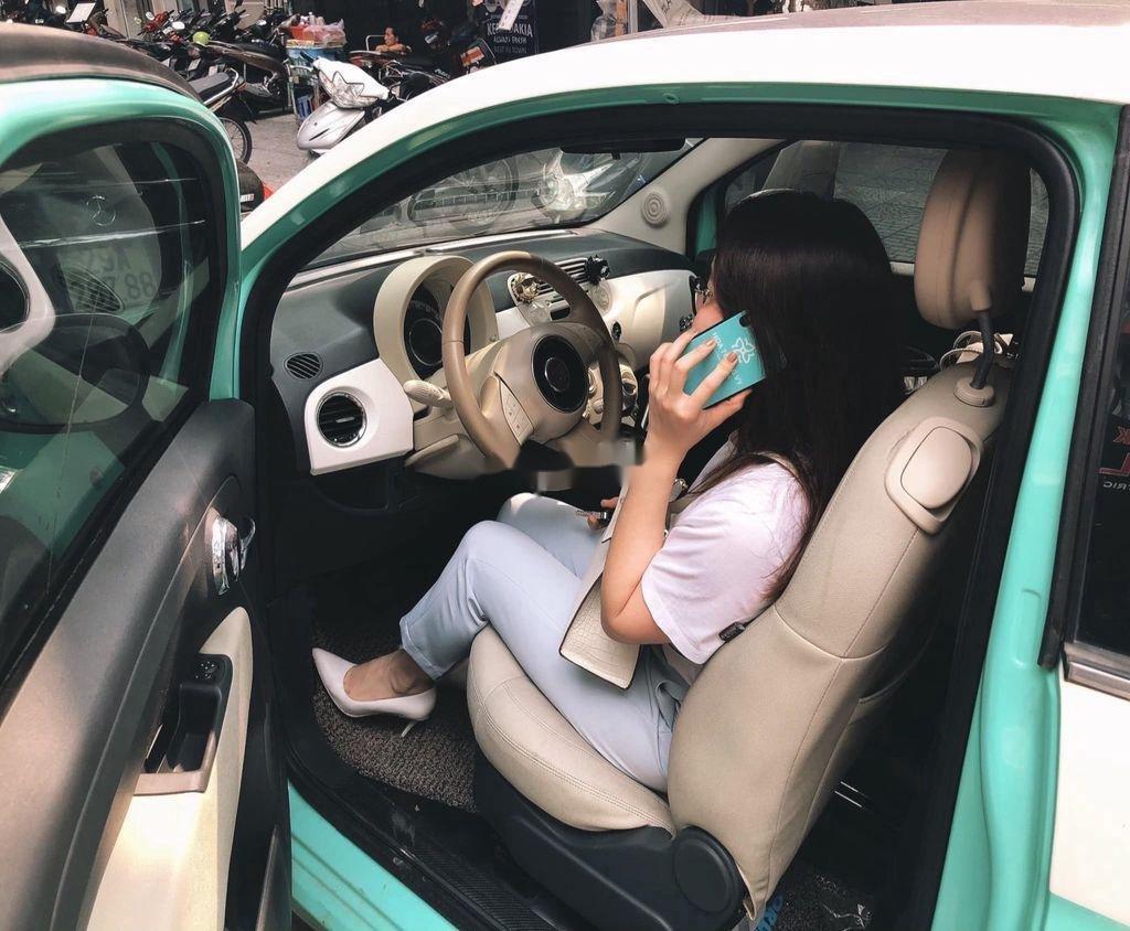 Cần bán xe Fiat 500 đời 2009, xe chính chủ (8)