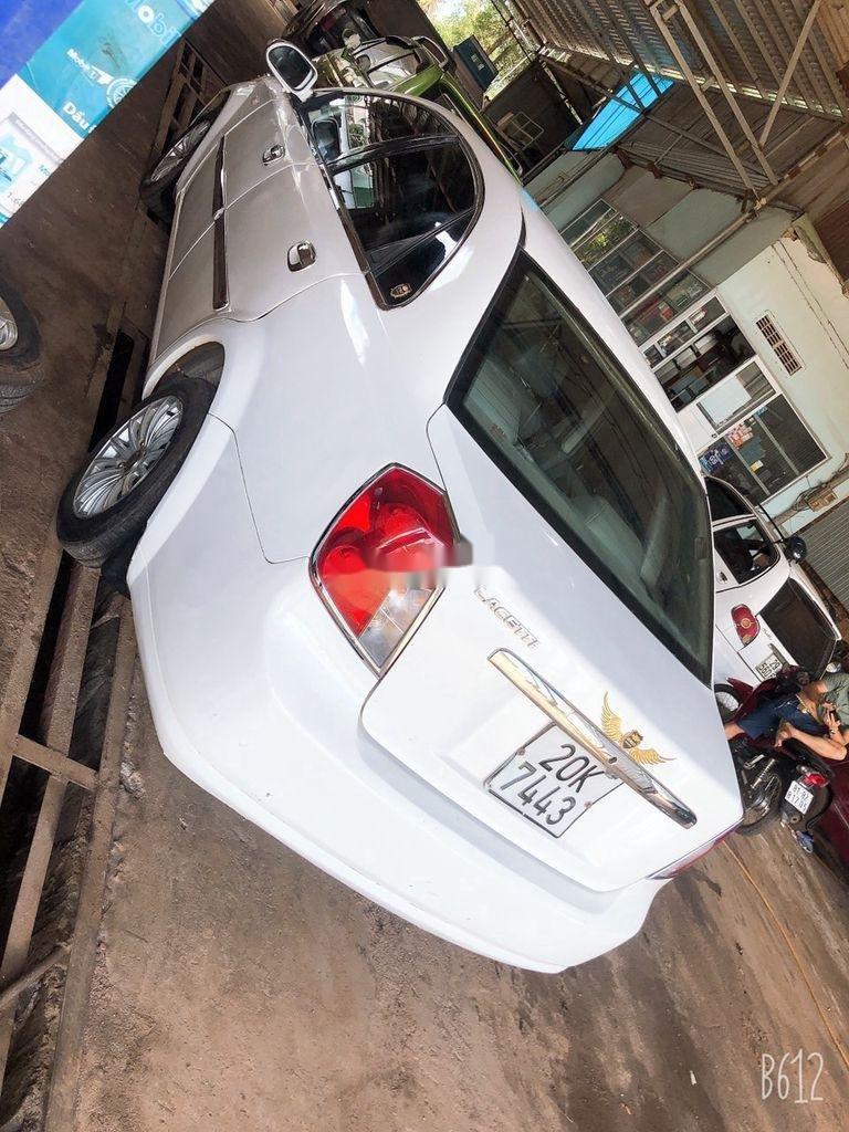 Bán ô tô Daewoo Lacetti sản xuất 2005, màu trắng (2)