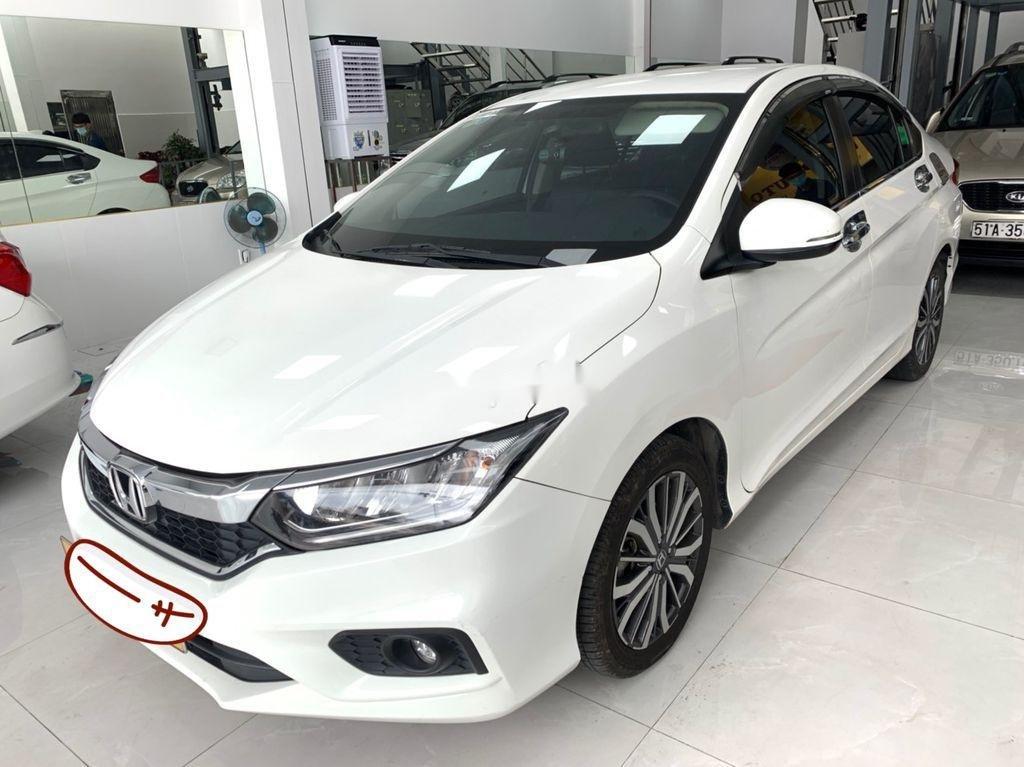 Xe Honda City năm 2019, màu trắng chính chủ (9)