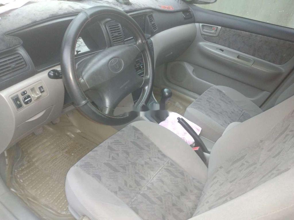 Bán xe Toyota Corolla Altis năm sản xuất 2003, màu trắng (4)