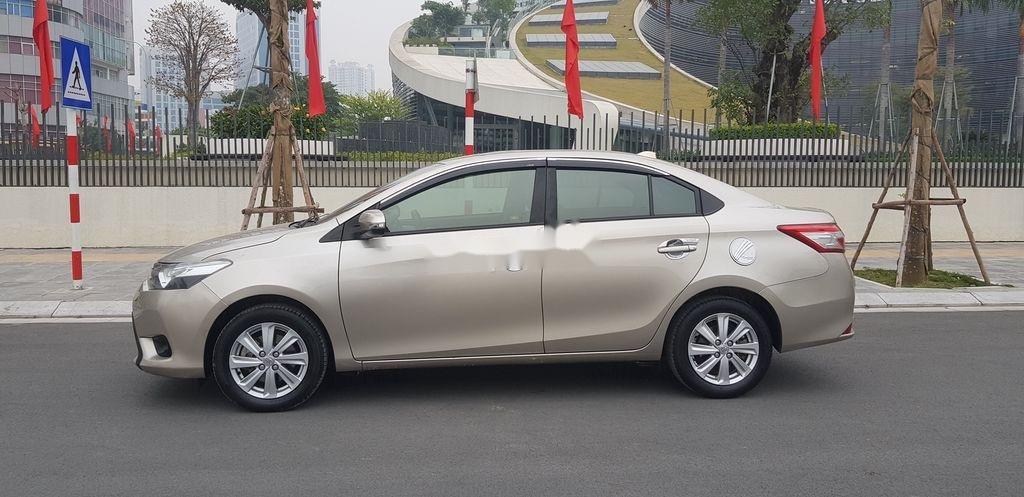 Cần bán Toyota Vios sản xuất năm 2017 chính chủ (3)