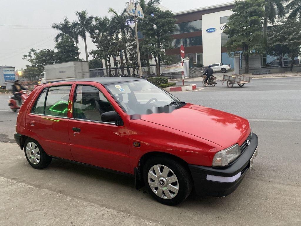 Bán ô tô Daihatsu Charade đời 1992, màu đỏ, xe nhập (11)