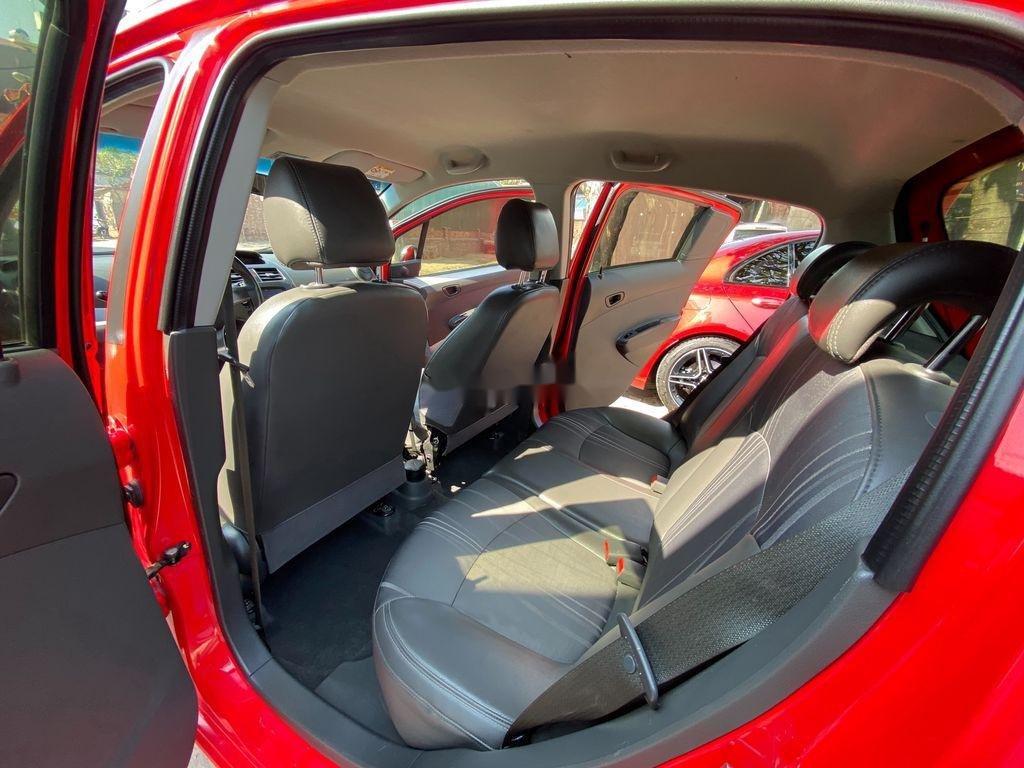 Cần bán lại xe Chevrolet Spark đời 2013, màu đỏ  (8)