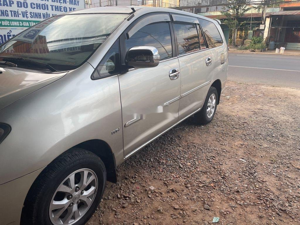 Cần bán xe Toyota Innova sản xuất 2008, giá thấp (2)