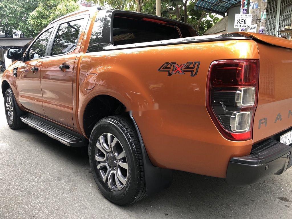 Cần bán xe Ford Ranger Wildtrak năm 2017, nhập khẩu nguyên chiếc, giá chỉ 790 triệu (4)