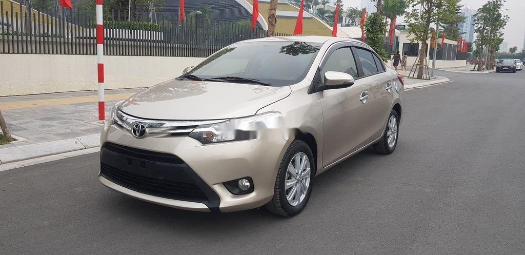 Cần bán Toyota Vios sản xuất năm 2017 chính chủ (2)